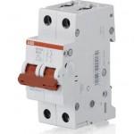 Interrupteur sectionneur ABB