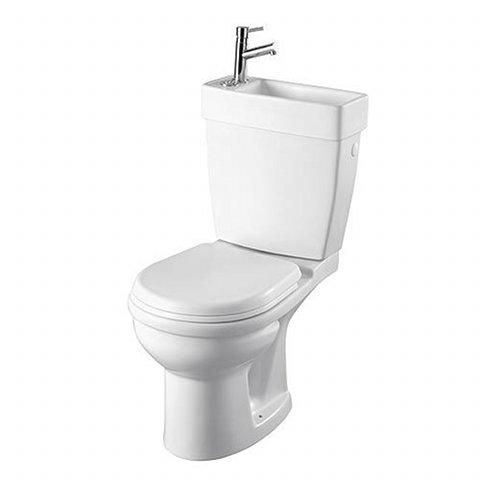Espace toilettes