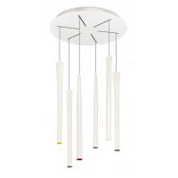 Luminaire Rocket blanc - 6 LEDs de 2,2W