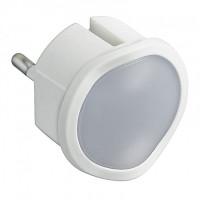 Veilleuse crépusculaire automatique à LED - Blanche