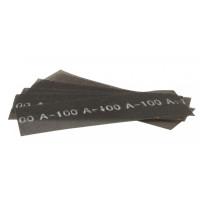 10 feuilles de ponçage 290x100 - Grain 120