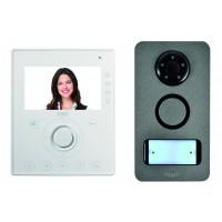 Kit interphone vidéo Mini Note