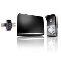 IMAGE Visiophone v500 pro io + Module rail DIN - 1870651 - SOMFY