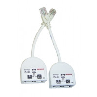 Kit doubleurs RJ45 Téléphone / Ethermet