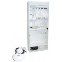 Tableau communication Multibox Réseau 16 RJ45 - Grade 3