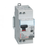 Disjoncteur différentiel 10A type AC 30mA