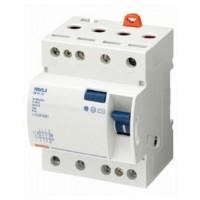 Interrupteur différentiel tétrapolaire 40A AC