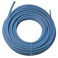 Tube PER prégainé bleu 16x20 en 50ml