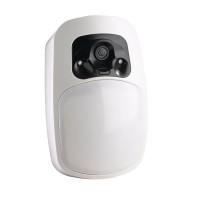 Détecteur de mouvement bi-lentille vidéo DMBV Tyxal +