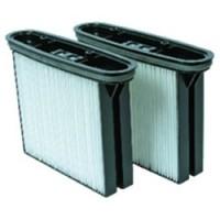 Jeu 2 filtres pour aspirateur BIZAD1400