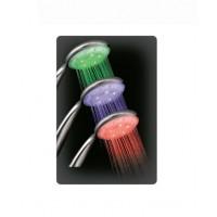 Douchette avec changement de couleur (RGB) Nautilus