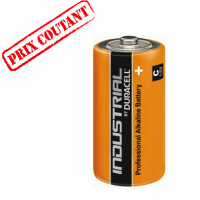10 piles Duracell Industrial LR14