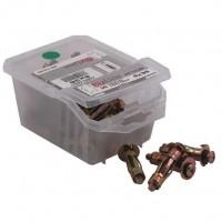 Boîte de 25 Chevilles métaliques M6x50