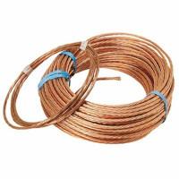 Câblette de cuivre en 25mm