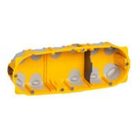 Batibox Energy 3 postes - prof.40 - 080023 - Legrand