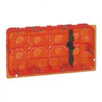 Boite multimatériaux 2x10 modules
