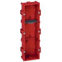 Boîte à sceller 3 postes - 080143 - Legrand