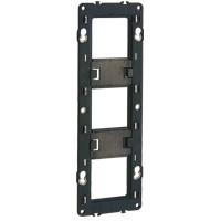 Support 3 postes vertical / horizontal - 080253 - Legrand