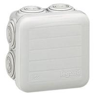 Boîte de dérivation carrée 65 mm - Legrand - 092005