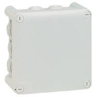 Boîte de dérivation carrée 130mm