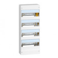 Coffret Drivia 4 rangées de 13 modules