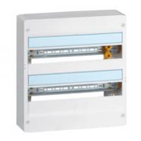 Coffret Drivia 2 rangées de 18 modules