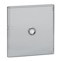 Porte transparente DRIVIA 18 pour coffret 401222