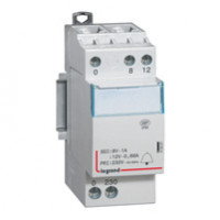Transformateur pour sonnerie - 230 V / 12-8 V - 8 VA