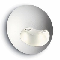 Applique Milio LED Blanc
