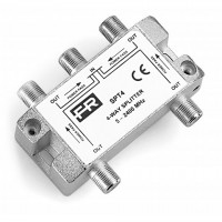 Répartiteur 4 directions 5/2300 MHz