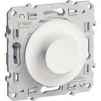 Inter variateur charge spéciale Odace - Blanc
