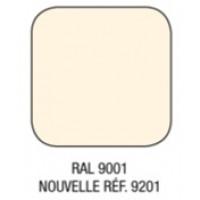 Option couleur RAL 9001