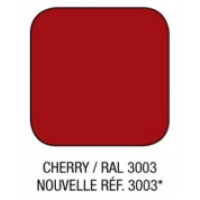 Option couleur CHERRY / RAL 3003