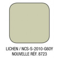 Option couleur LICHEN
