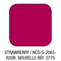 Option couleur STRAWBERRY