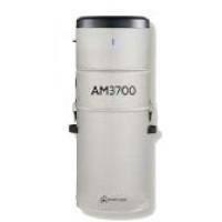 Centrale d'aspiration AM 3700 pour 320m²
