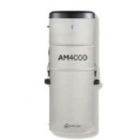 Centrale d'aspiration AM 4000 pour plus de 250m²