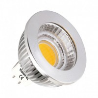 Ampoule LED dimmable GU5,3 5W - 6000K