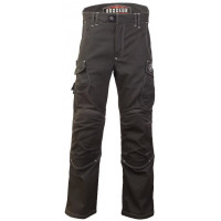 Pantalon de travail Harpoon 3 ébène