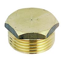 Bouchon laiton mâle 3/8 (12x17)