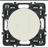 Variateur à griffes Tactile Céliane blanc Legrand appareillage tactile