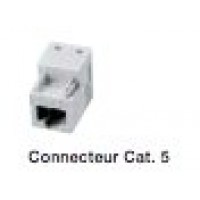 Connecteur RJ45 cat. 5e grade 1