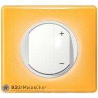 Ecovariateur Céliane blanc - Plaque Today jaune
