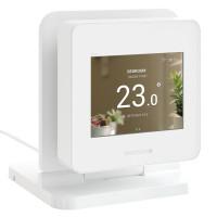 Station d'accueil Wiser Home Touch - avec écran tactile - 5.1 Vcc - Blanc CCT501510 Schneider