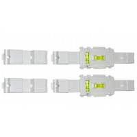 Lot de 2 brides multi-usages GTL 18 modules