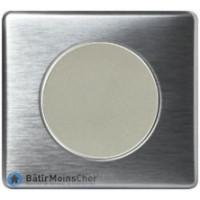 Obturateur Céliane titane - Plaque Aluminium