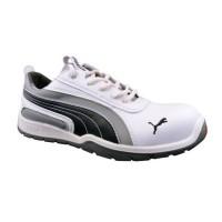 Chaussures de sécurité Puma blanches