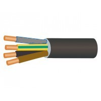 Câble RO2V 4G1,5 en 50m