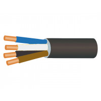 Câble RO2V 4x16 au mètre