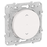 Interrupteur Volets-roulants connecté Odace Wiser Bluetooth - blanc S520567 Schneider